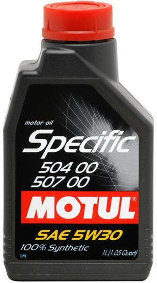 MOTUL Synthetic (504 00/507 00) 5w30 (1L), Motul Oil