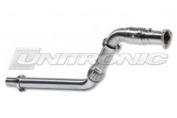 "Unitronic 1.8T (B6 A4 w/ Manual Trans) 3"" Downpipe"