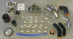 RAI Motorsport Longitudinal Turbo Kit