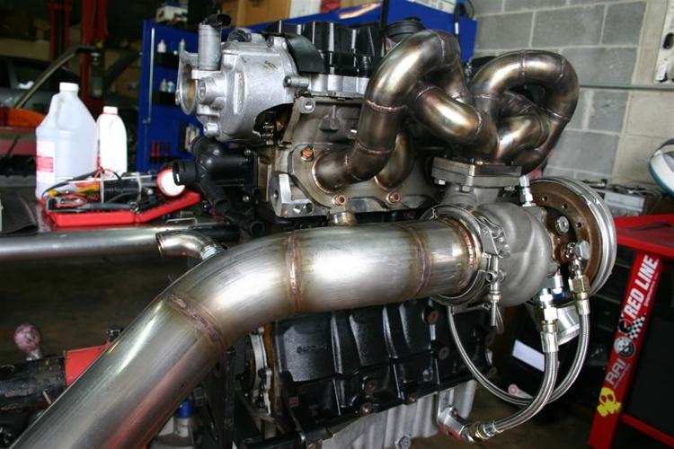 RAI B A T GTX Turbo Kit - Audi a4 turbo upgrade